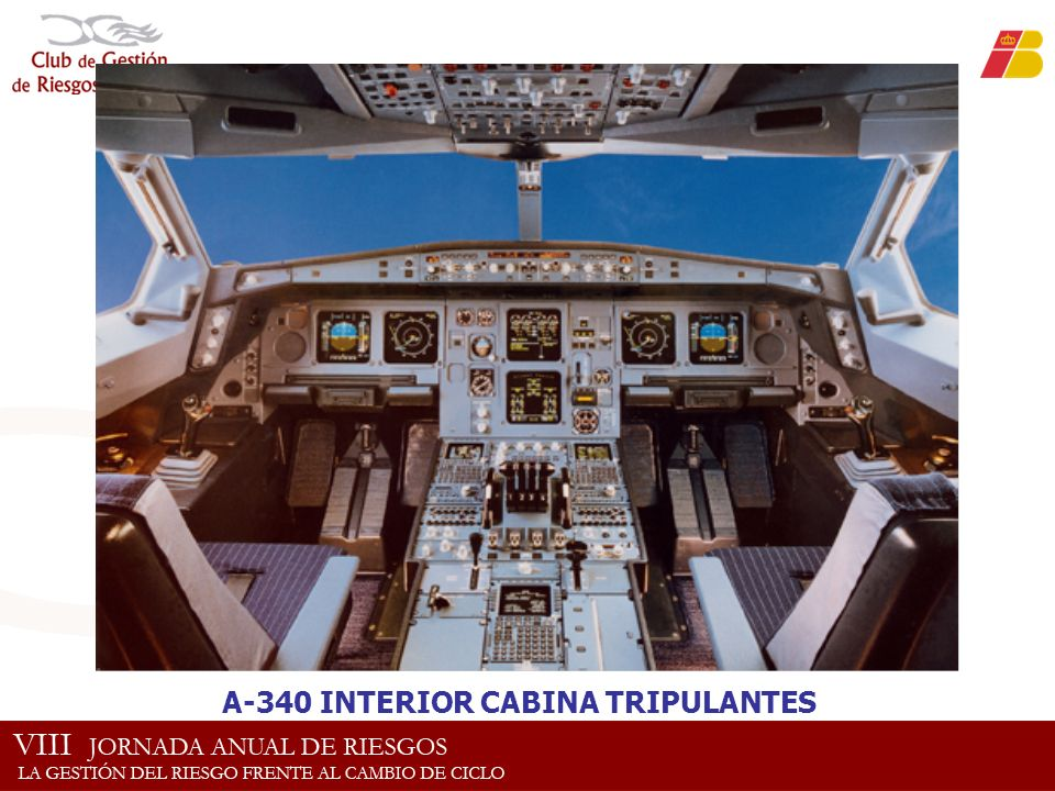 A-340 INTERIOR CABINA TRIPULANTES