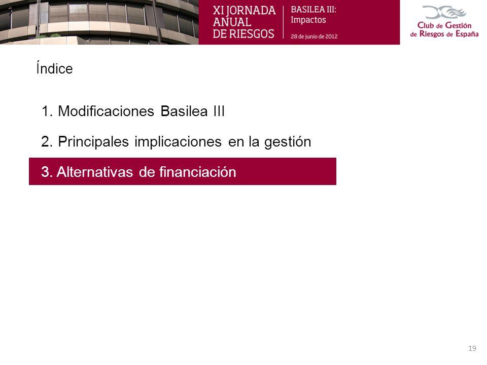 1. Modificaciones Basilea III