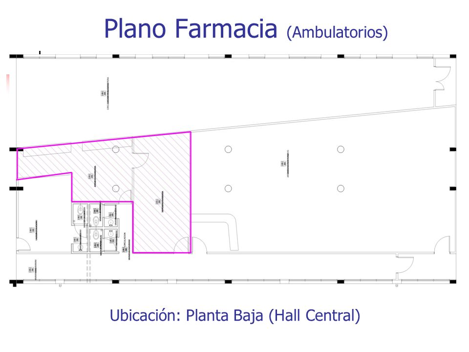 Plano Farmacia (Ambulatorios)