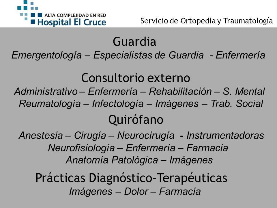 Anestesia – Cirugía – Neurocirugía - Instrumentadoras