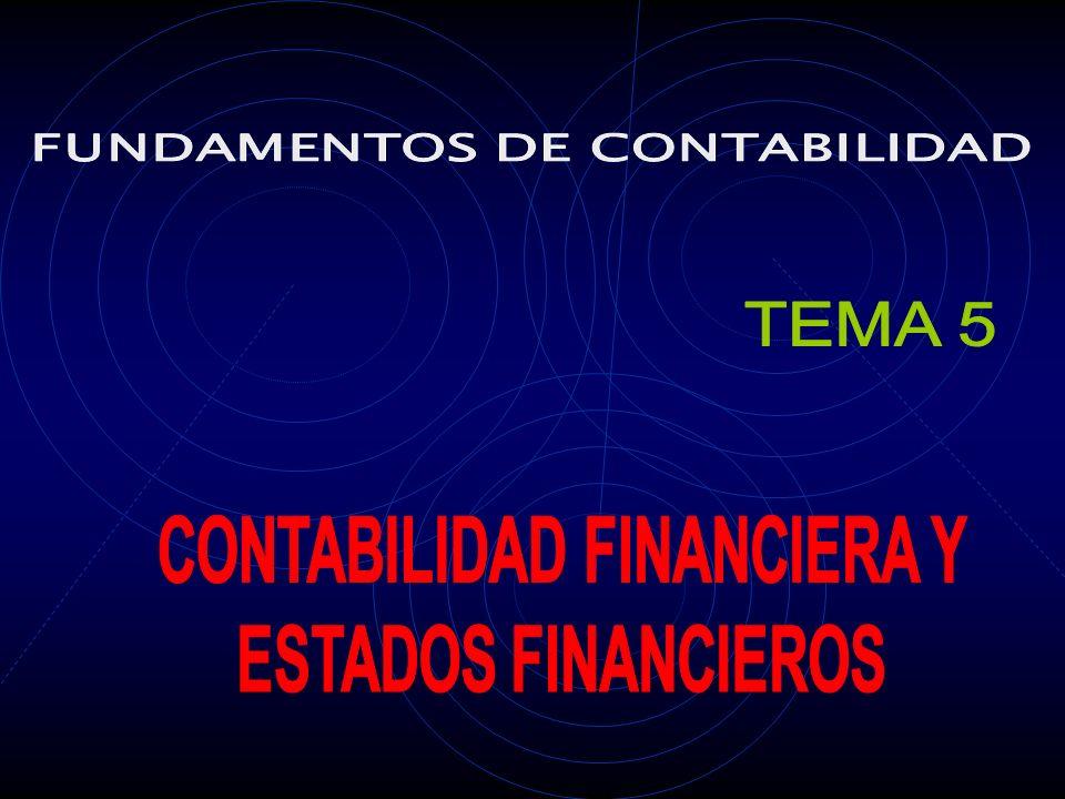 CONTABILIDAD FINANCIERA Y