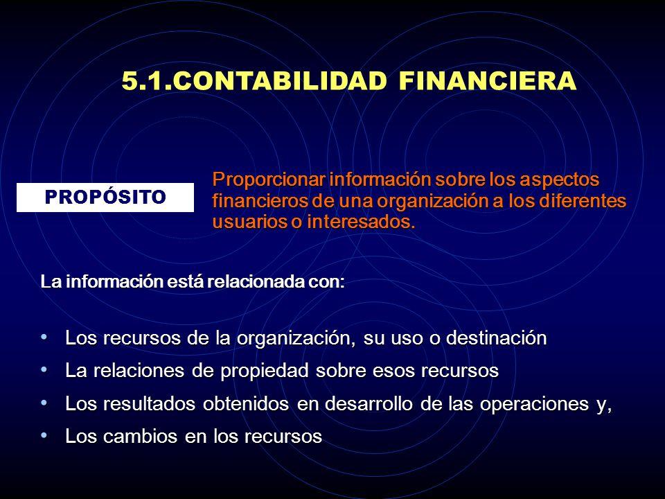 5.1.CONTABILIDAD FINANCIERA