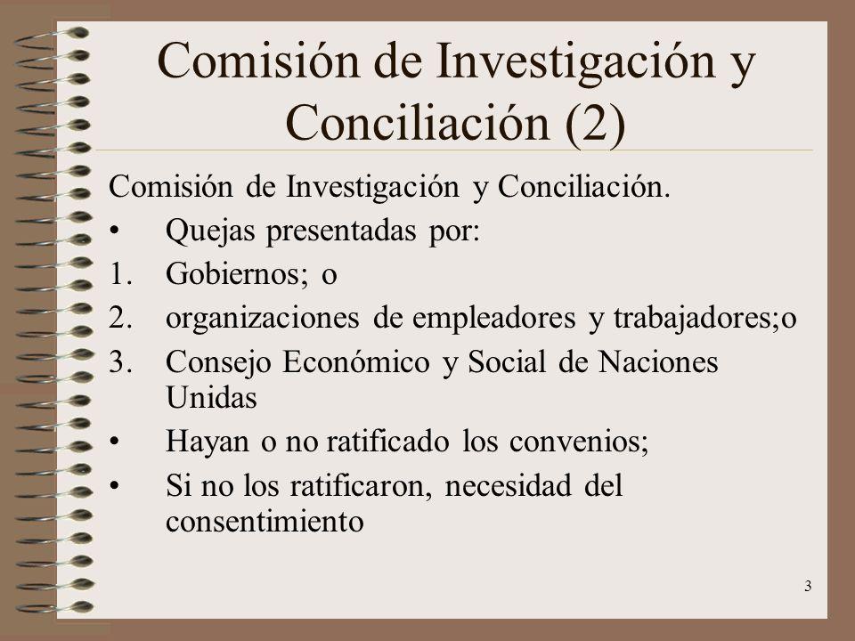 Comisión de Investigación y Conciliación (2)