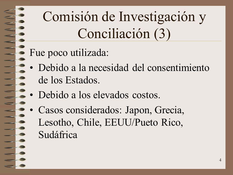 Comisión de Investigación y Conciliación (3)