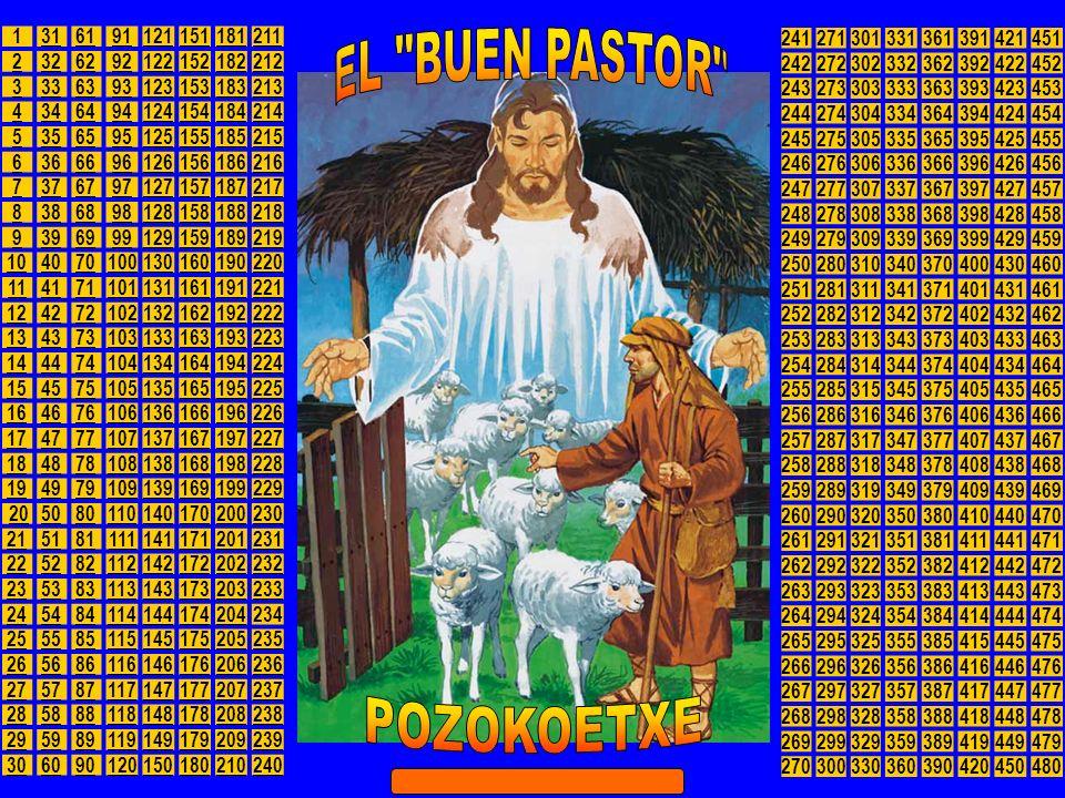 EL BUEN PASTOR POZOKOETXE
