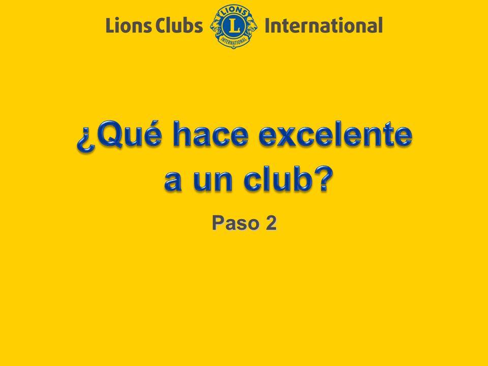 ¿Qué hace excelente a un club