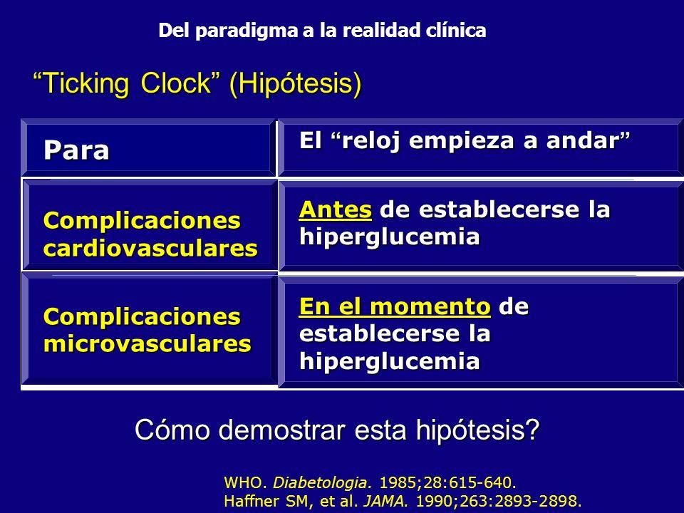 Ticking Clock (Hipótesis)