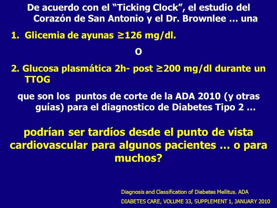De acuerdo con el Ticking Clock , el estudio del Corazón de San Antonio y el Dr. Brownlee … una