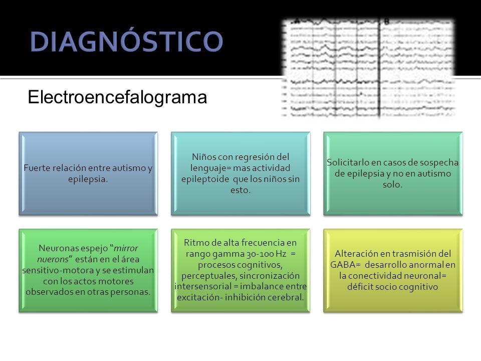 DIAGNÓSTICO Electroencefalograma