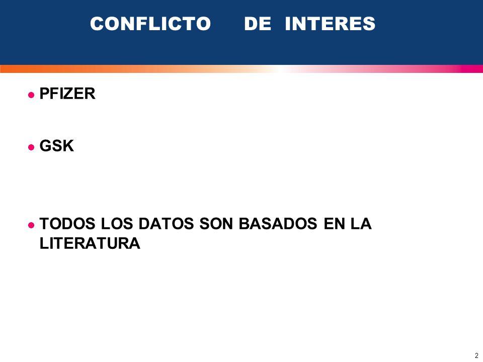 CONFLICTO DE INTERES PFIZER GSK