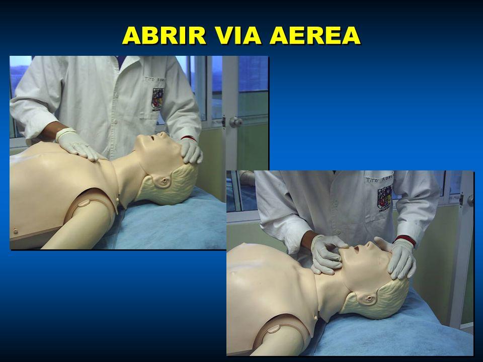 ABRIR VIA AEREA