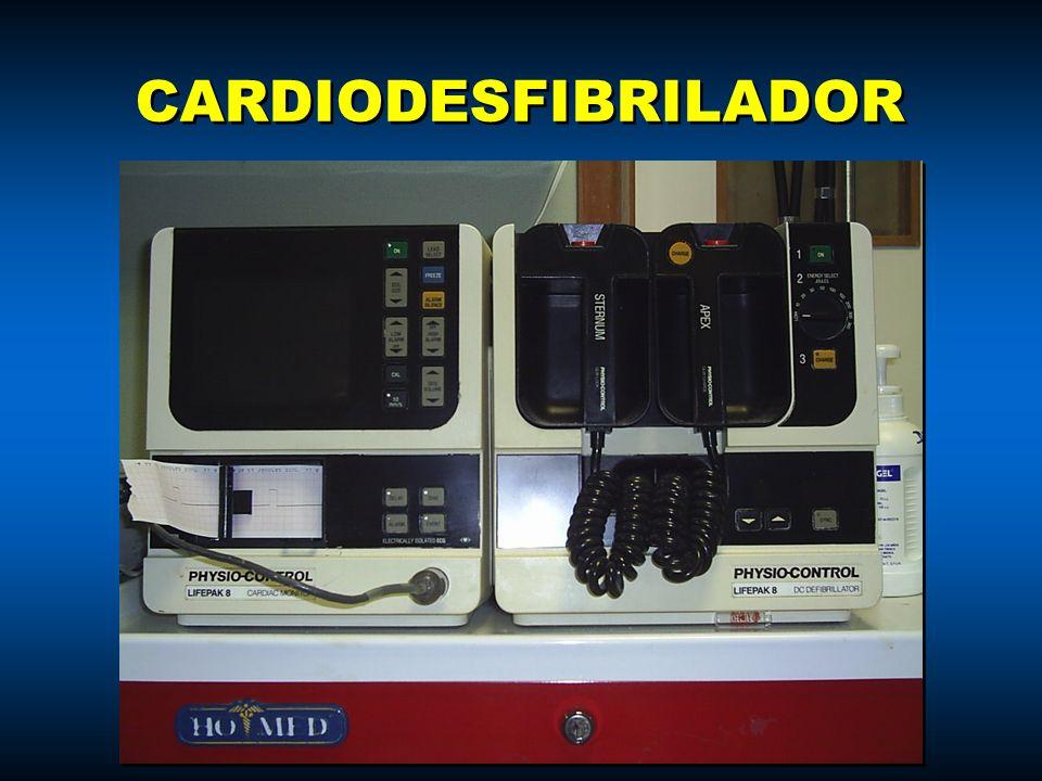CARDIODESFIBRILADOR