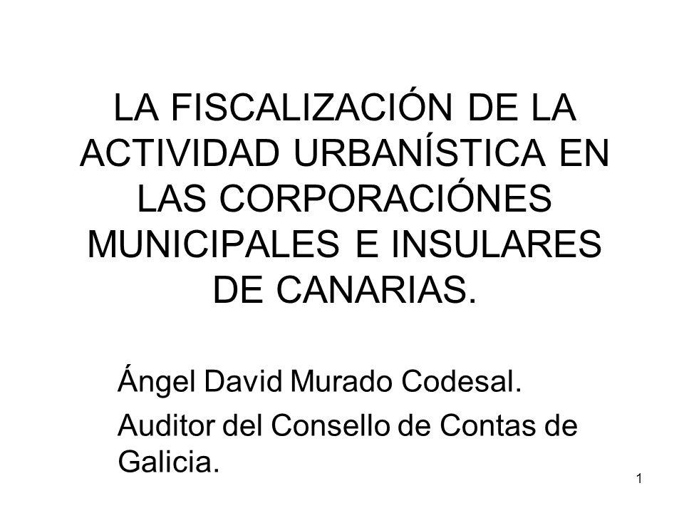 Ángel David Murado Codesal. Auditor del Consello de Contas de Galicia.