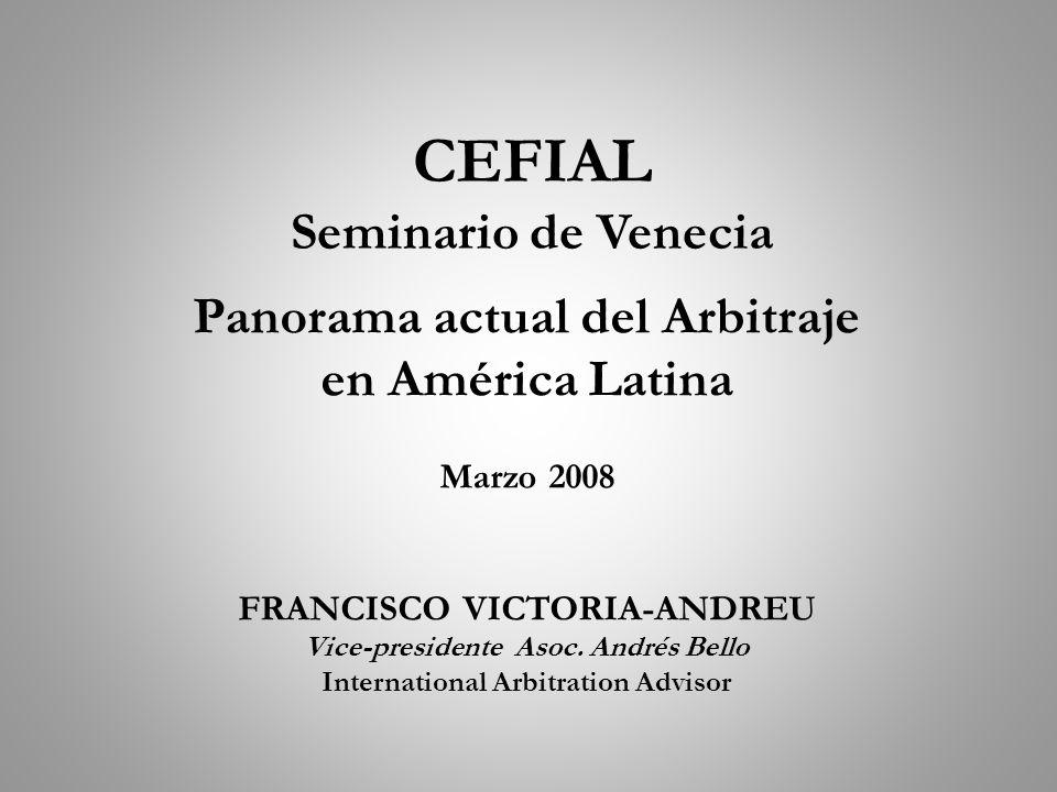 CEFIAL Seminario de Venecia