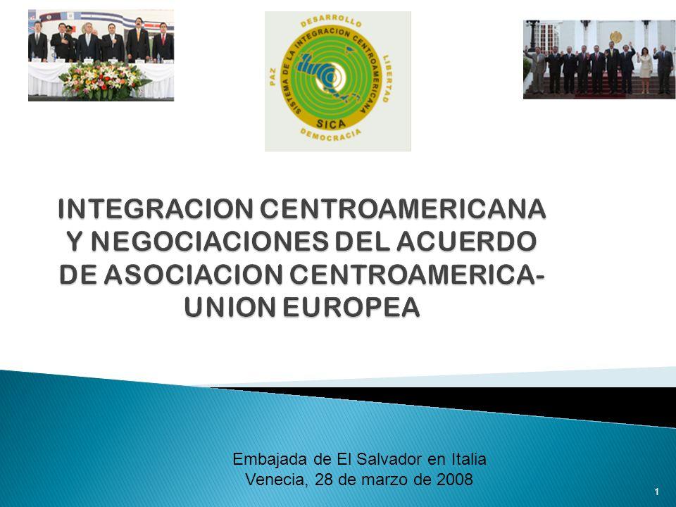 Embajada de El Salvador en Italia