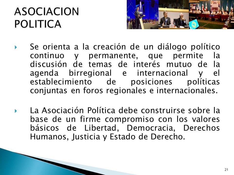 ASOCIACION POLITICA