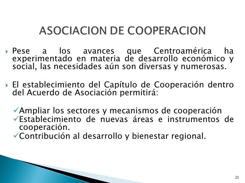 ASOCIACION DE COOPERACION