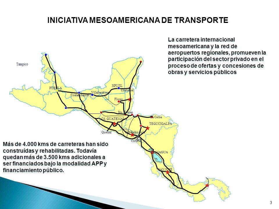 INICIATIVA MESOAMERICANA DE TRANSPORTE