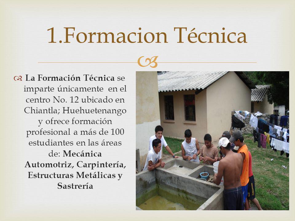 1.Formacion Técnica