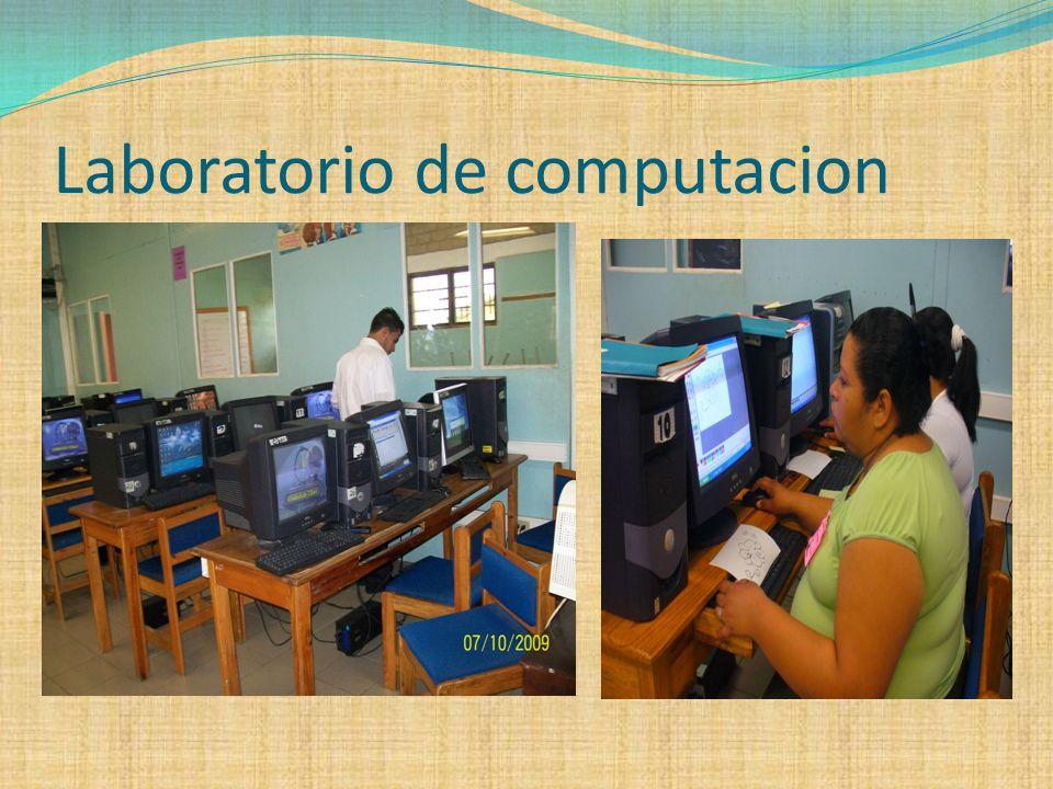 Laboratorio de computacion