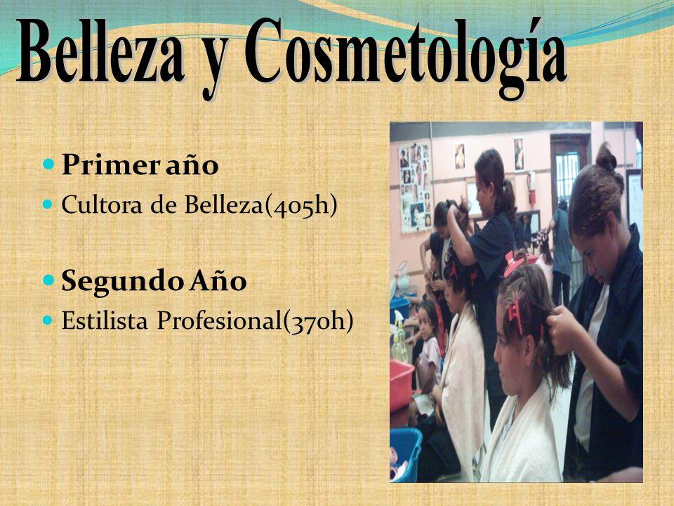 Belleza y Cosmetología