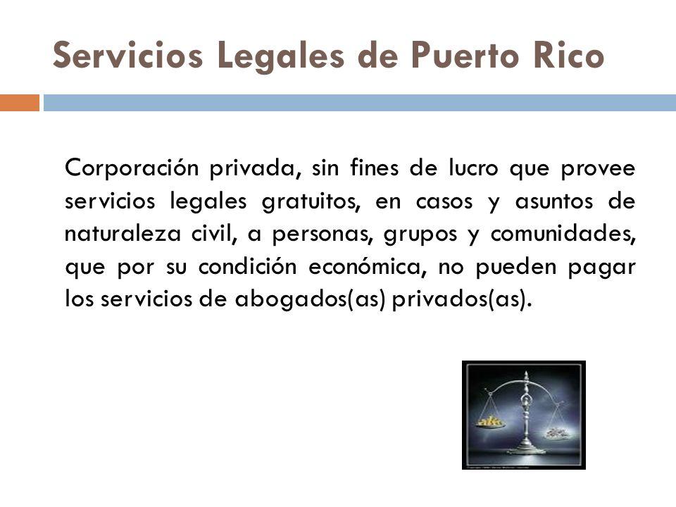 Servicios Legales de Puerto Rico