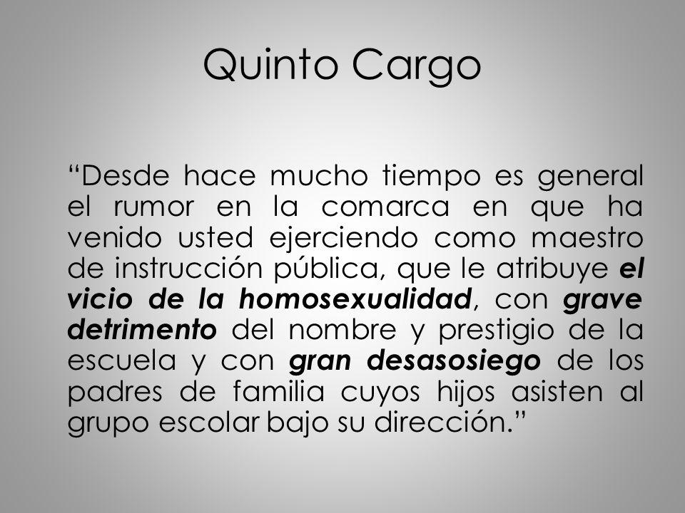 Quinto Cargo