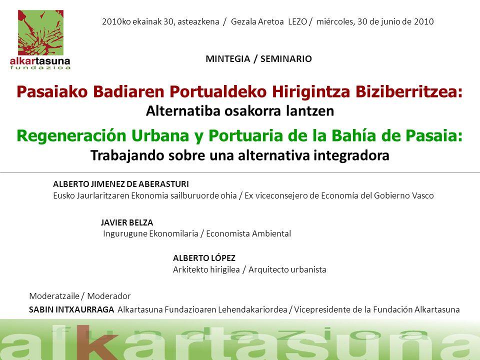 2010ko ekainak 30, asteazkena / Gezala Aretoa LEZO / miércoles, 30 de junio de 2010