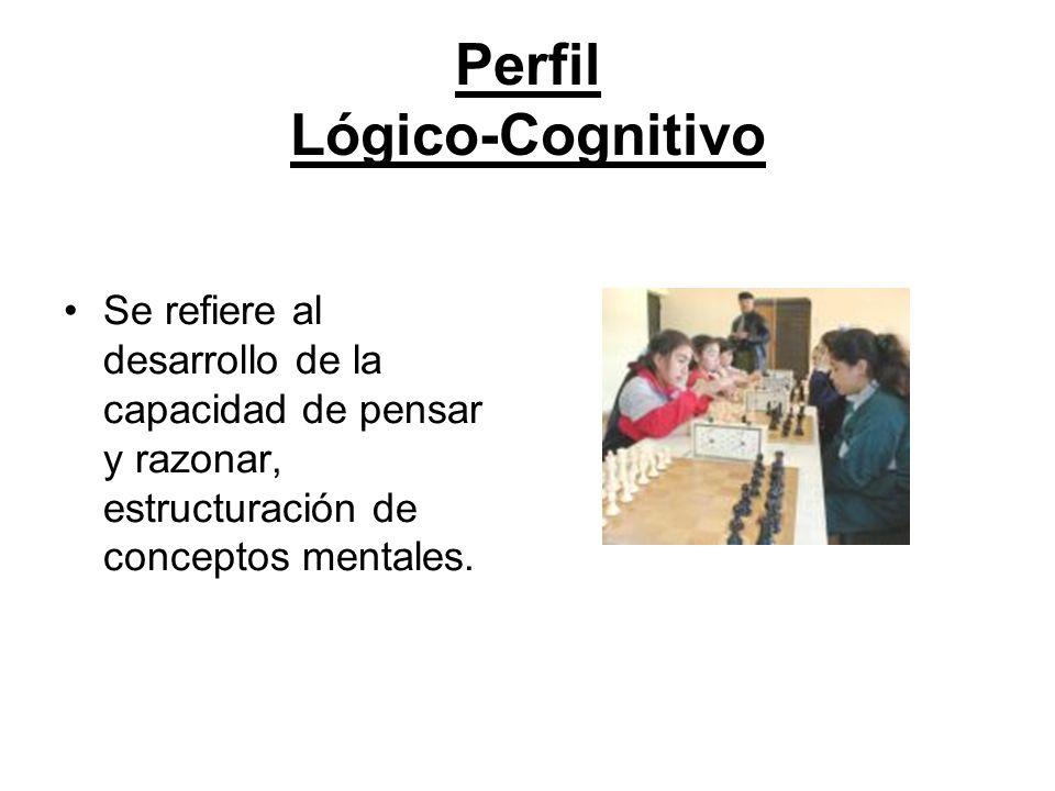 Perfil Lógico-Cognitivo