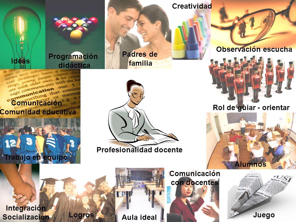 Profesionalidad docente