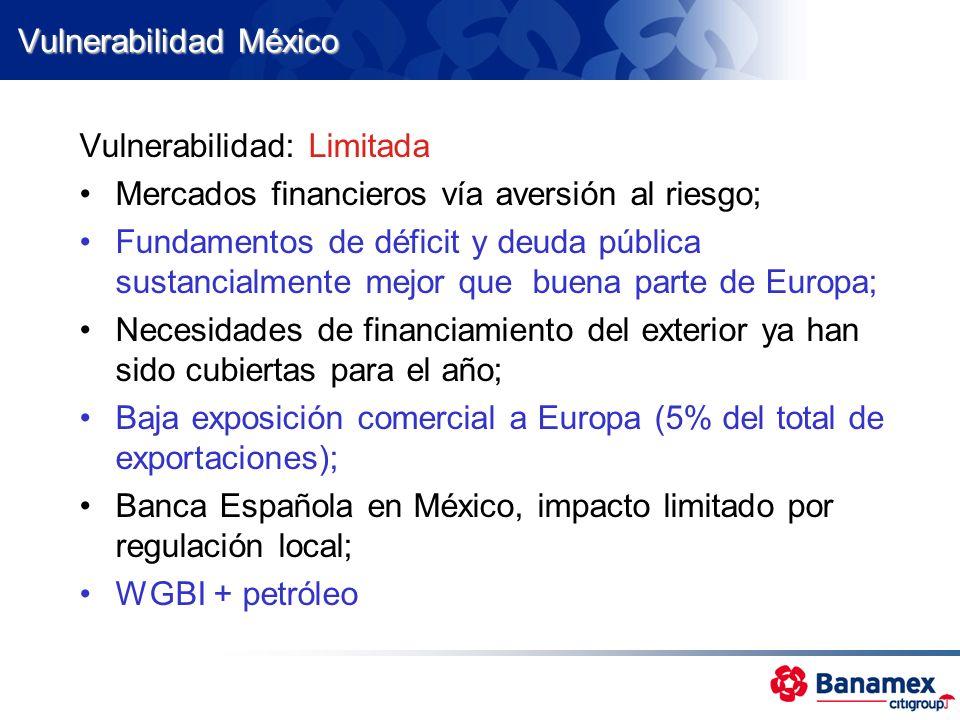 Vulnerabilidad México