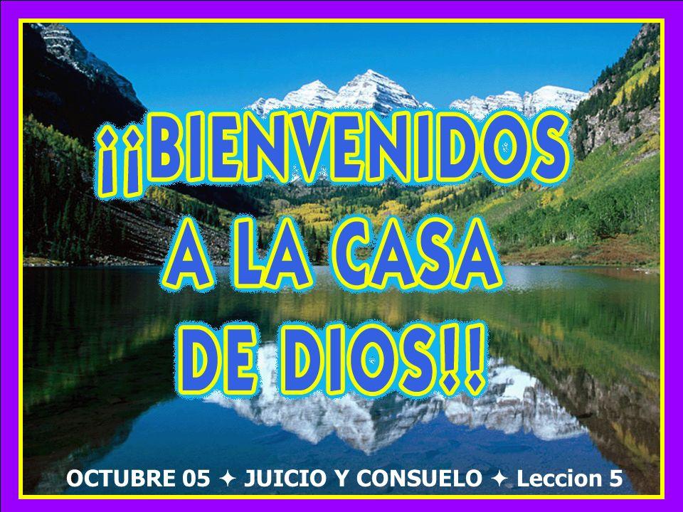 OCTUBRE 05  JUICIO Y CONSUELO  Leccion 5