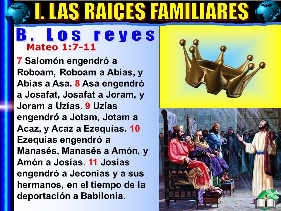 Las Raíces Familiares B