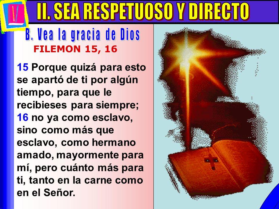 Sea Respetuoso Y Directo B
