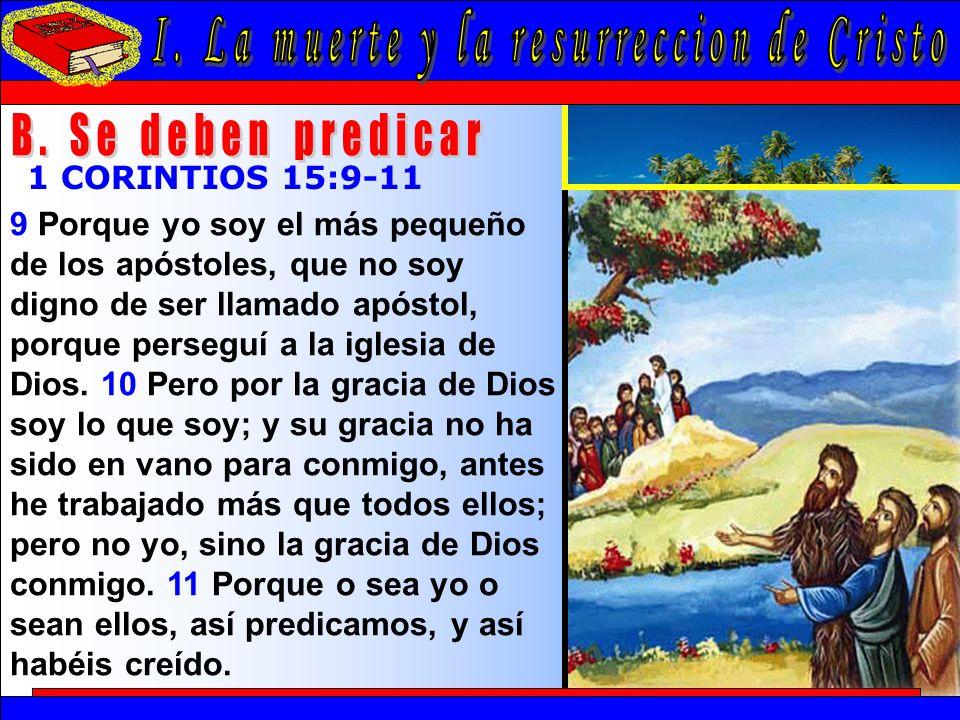 La Muerte Y La Resurrección De Cristo B