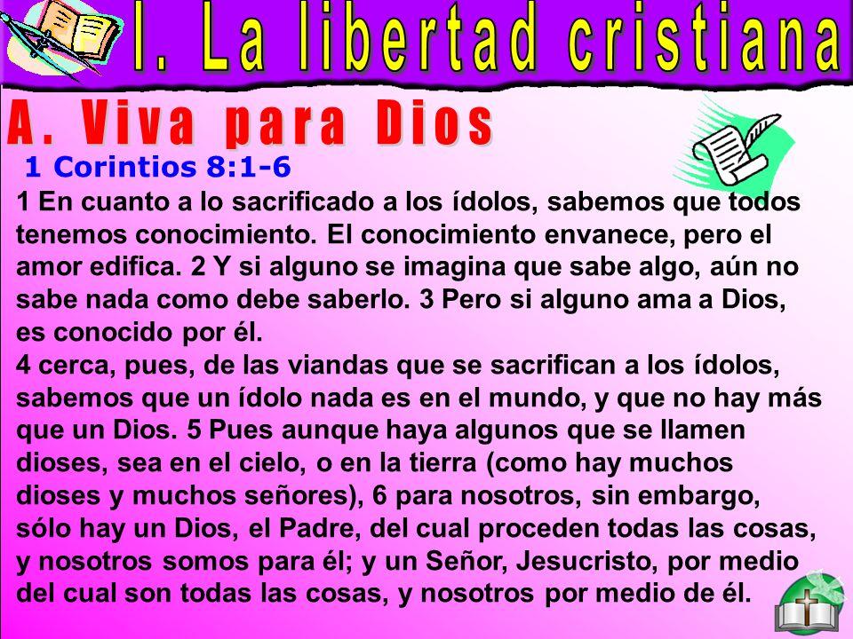 La Libertad Cristiana A