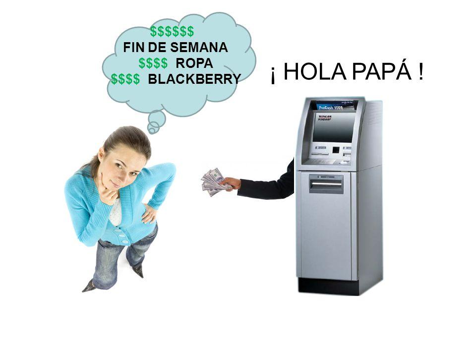 $$$$$$ FIN DE SEMANA $$$$ ROPA $$$$ BLACKBERRY ¡ HOLA PAPÁ !