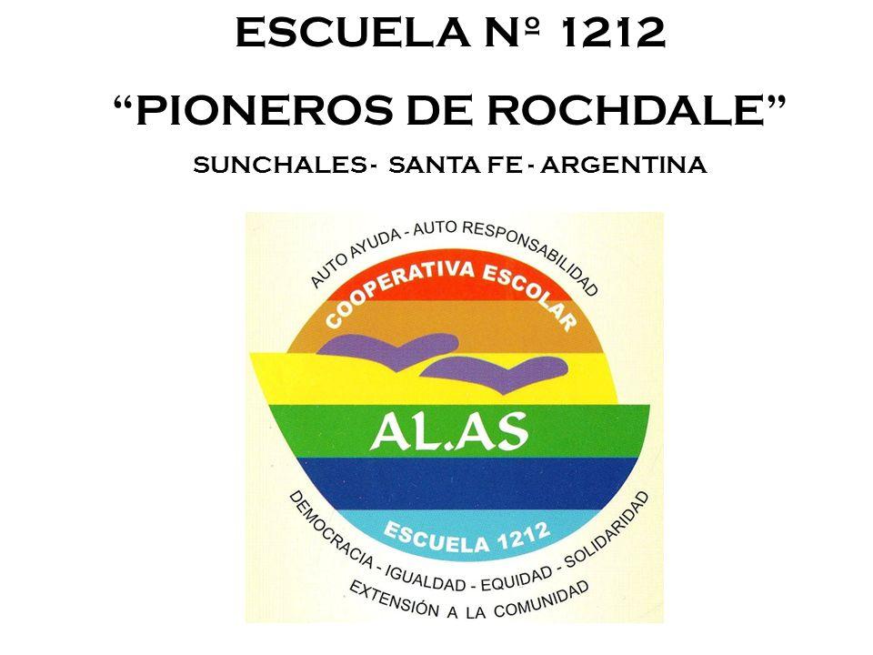 PIONEROS DE ROCHDALE