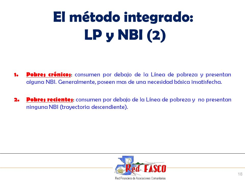 El método integrado: LP y NBI (2)