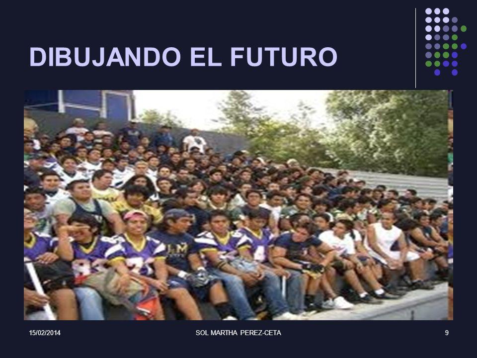 DIBUJANDO EL FUTURO 25/03/2017 SOL MARTHA PEREZ-CETA