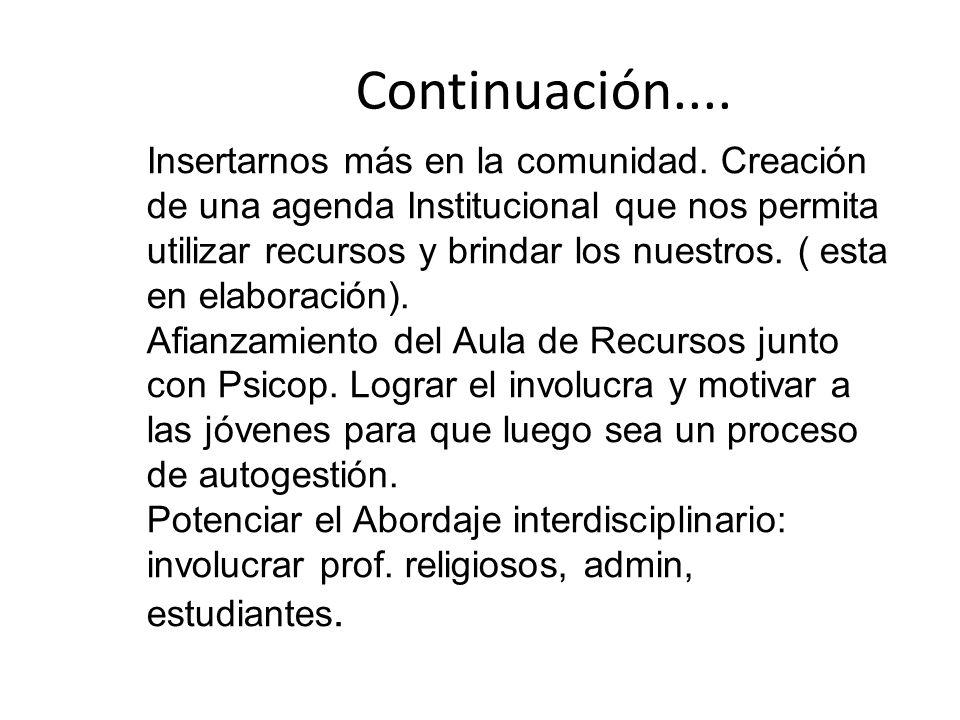 Continuación....