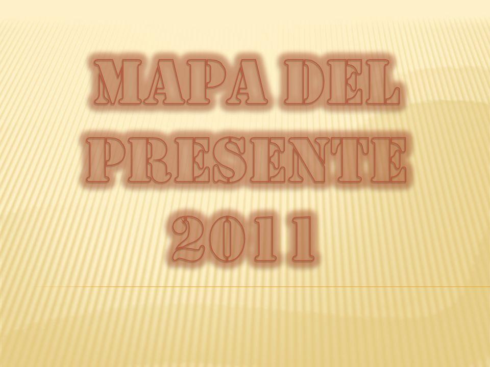 MAPA DEL Presente 2011