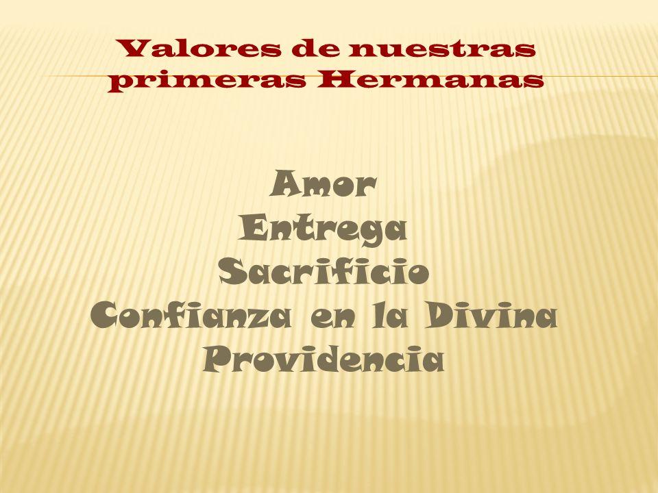 Confianza en la Divina Providencia