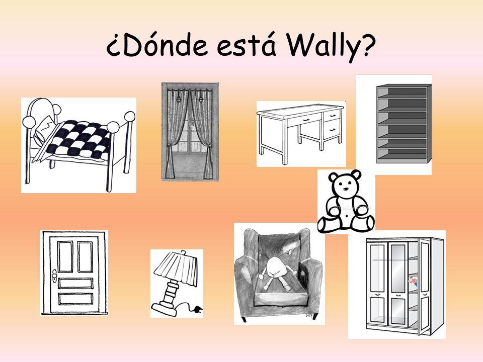 ¿Dónde está Wally