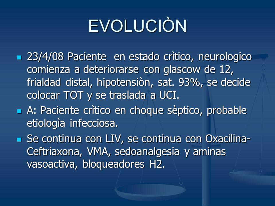 EVOLUCIÒN