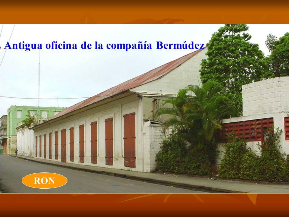 Antigua oficina de la compañía Bermúdez