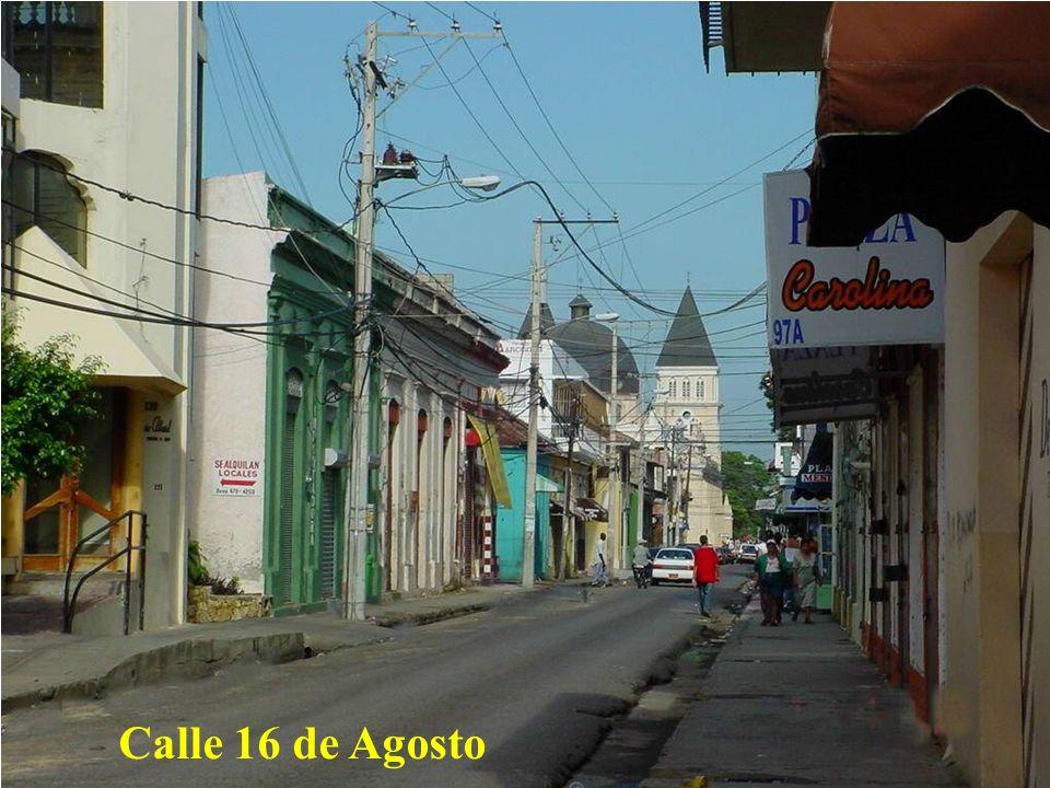 Calle 16 de Agosto