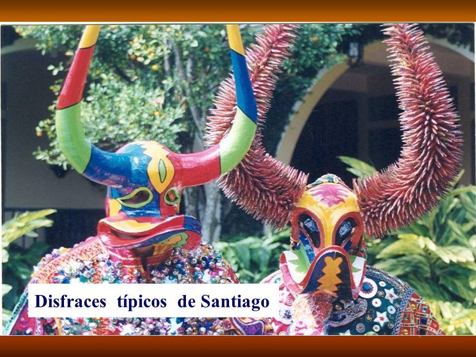 Disfraces típicos de Santiago