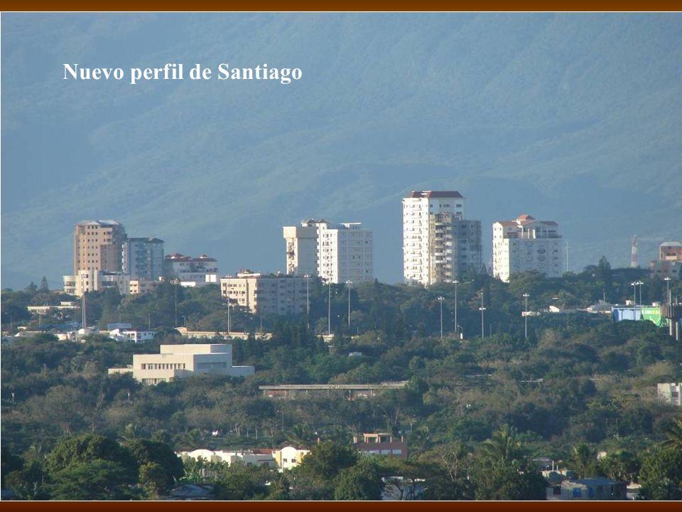 Nuevo perfil de Santiago