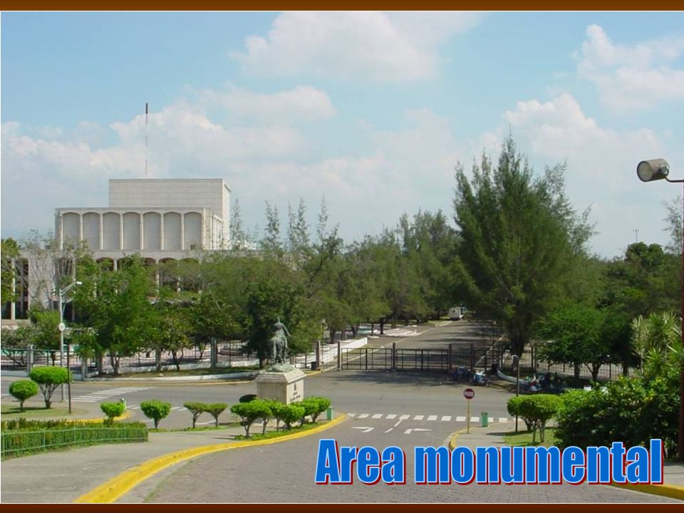 Area monumental